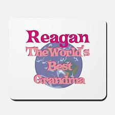 Reagan - Best Grandma in the Mousepad