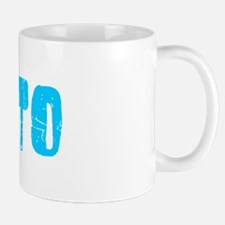 Rialto Faded (Blue) Mug