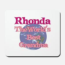 Rhonda - Best Grandma in the Mousepad