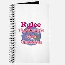 Rylee - Best Grandma in the W Journal