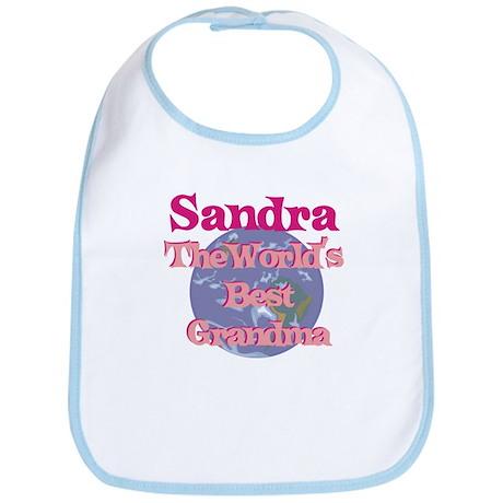 Sandra - Best Grandma in the Bib