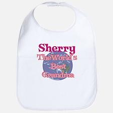 Sherry - Best Grandma in the Bib