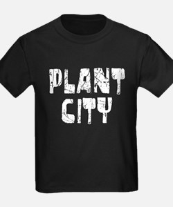 Plant City Faded (Silver) T