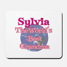 Sylvia - Best Grandma in the Mousepad