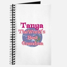 Tanya - Best Grandma in the W Journal