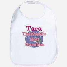 Tara - Best Grandma in the Wo Bib
