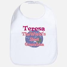 Teresa - Best Grandma in the Bib