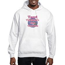 Terri - Best Grandma in the W Hoodie