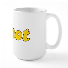 Retro Minot (Gold) Mug