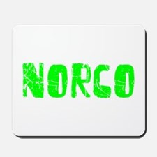 Norco Faded (Green) Mousepad