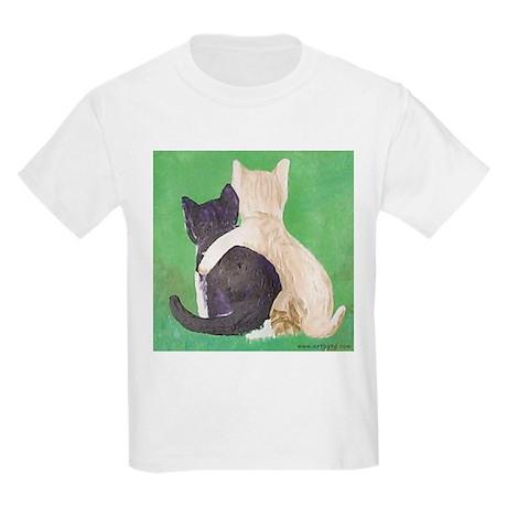 Kitten Friends Kids T-Shirt