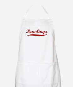 Rawlings (red vintage) BBQ Apron