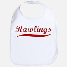 Rawlings (red vintage) Bib