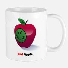 Bad Apple Spoils the Whole Bunch Mug
