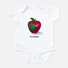 Bad Apple Spoils the Whole Bunch Infant Bodysuit