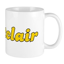 Retro Montclair (Gold) Mug