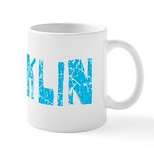 Rocklin Faded (Blue) Mug
