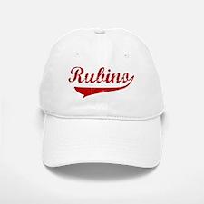 Rubino (red vintage) Baseball Baseball Cap