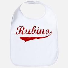 Rubino (red vintage) Bib