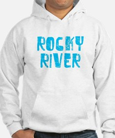Rocky River Faded (Blue) Hoodie