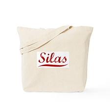 Silas (red vintage) Tote Bag