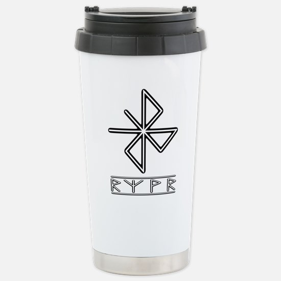 A Safe Joyful Journey Stainless Steel Travel Mug