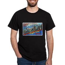 Dennisport Cape Cod Massachuseets (Front) T-Shirt