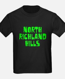 North Richla.. Faded (Green) T