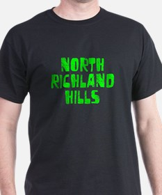 North Richla.. Faded (Green) T-Shirt