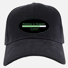 Thinking in Progress Cap (black)