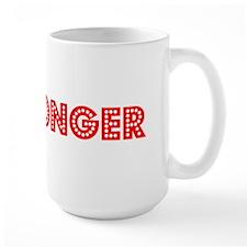 Retro Fishmonger (Red) Mug