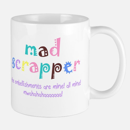Mad Scrapper Mug