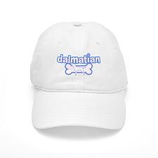 Powderpuff Dalmatian Baseball Cap