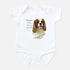 Cavalier Best Friend1 Infant Bodysuit