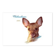 Chihuahua Best Friend1 Postcards (Package of 8)
