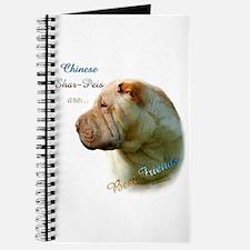 Shar Pei Best Friend1 Journal