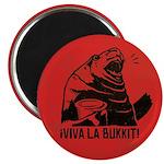 Viva la Bukkit! lolrus revolution Magnet