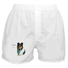 Collie(smooth) Best Friend 1 Boxer Shorts