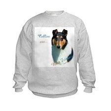 Collie(smooth) Best Friend 1 Sweatshirt