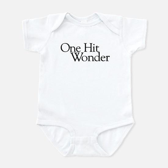 One Hit Wonder Infant Bodysuit