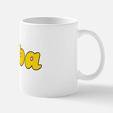 Retro Napa (Gold) Mug