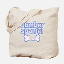 Powderpuff Clumber Spaniel Tote Bag