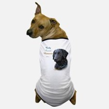Curly-Coat Best Friend 1 Dog T-Shirt