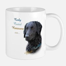 Curly-Coat Best Friend 1 Mug