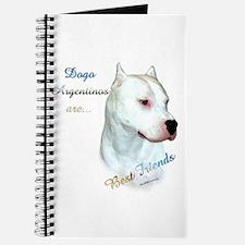 Dogo Best Friend 1 Journal