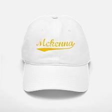 Vintage Mckenna (Orange) Baseball Baseball Cap
