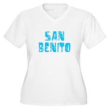 San Benito Faded (Blue) T-Shirt