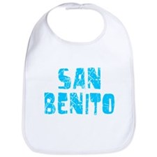 San Benito Faded (Blue) Bib