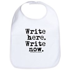 Write Here Bib