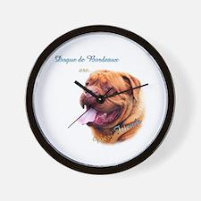 Dogue Best Friend 1 Wall Clock